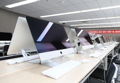 中公教育IT品牌优就业校区环境