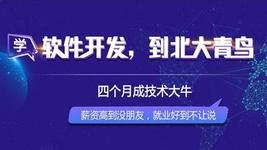 北大青鸟软件开发课程